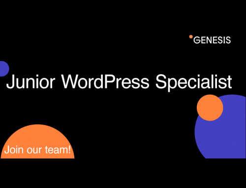 Junior WordPress Specialist